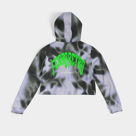 FR Tour Cropped Hoodie
