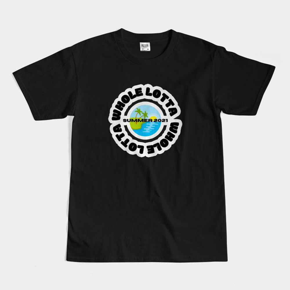 Whole Lotta Summer '21 Tee - Black