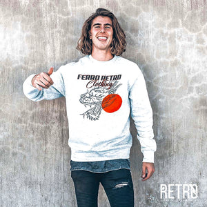 FR Dragon Sweatshirt - White