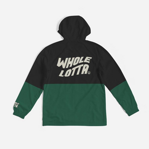 Windbreaker - Black/Green