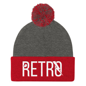 Ferro Retro Pom Beanie - 8 Colors