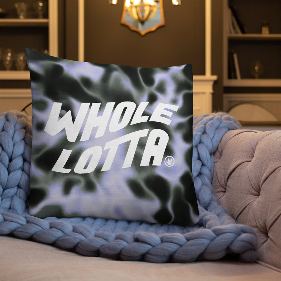 Ferro Retro x Whole Lotta Premium Pillow