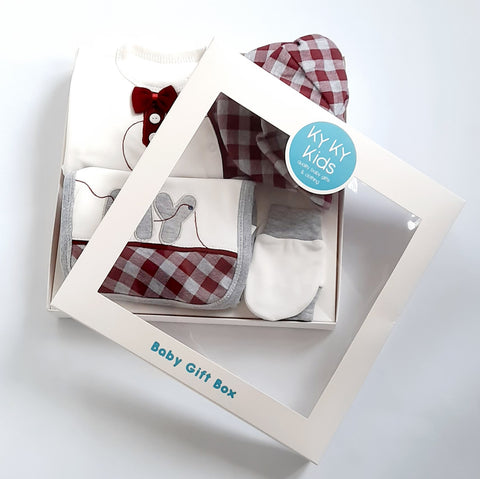 Baby Boys Johnny Gift Box