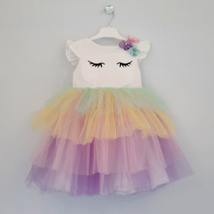 Pixie Girls Party Dress