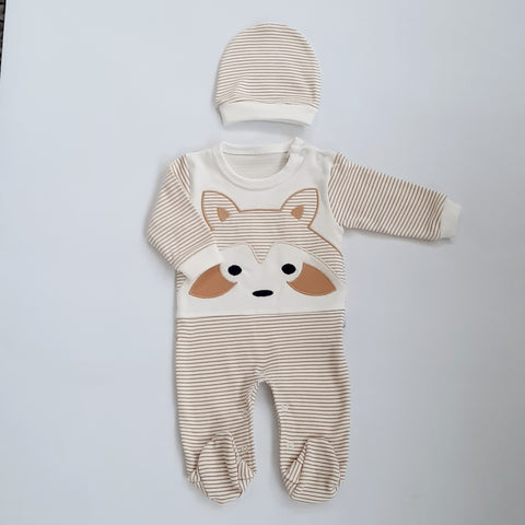 Little Fox Babygro