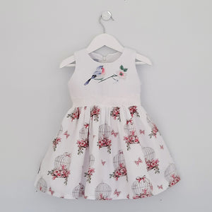 Layla Girls Dress