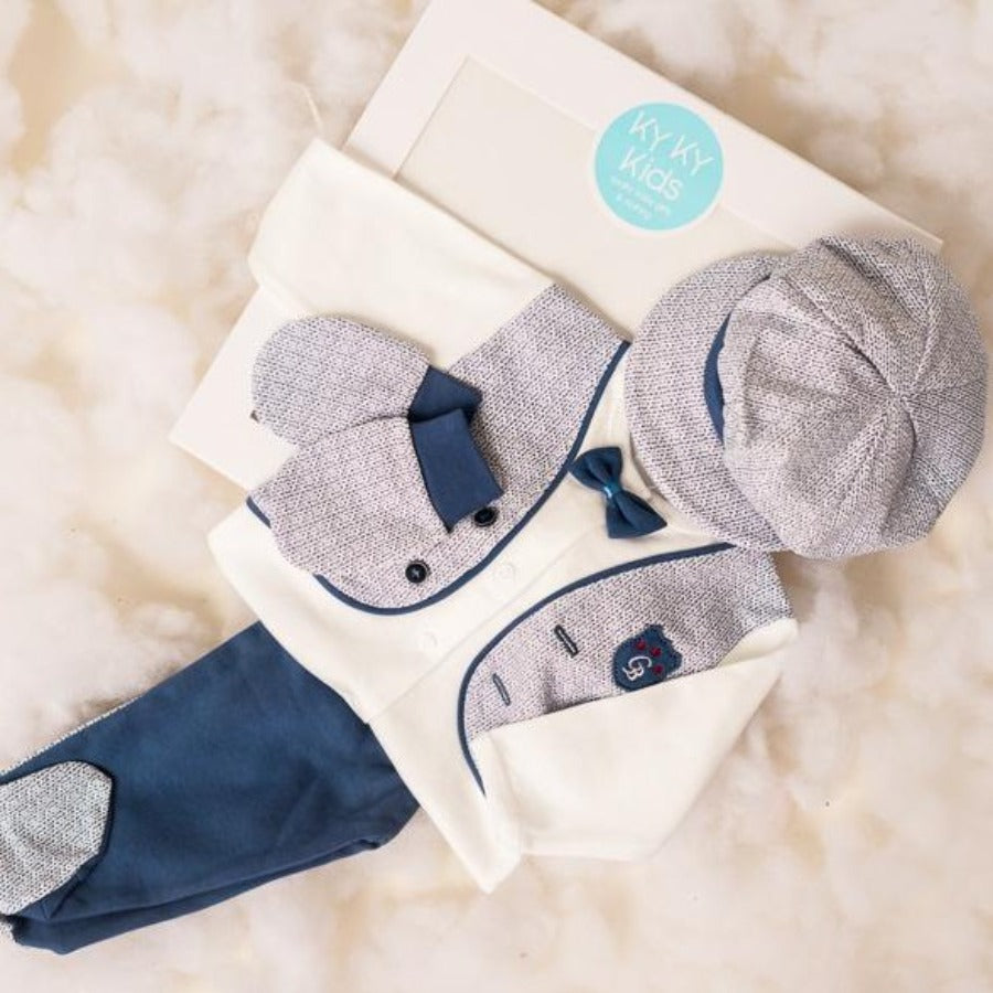 Ky Ky Kids Baby Boy Gift Box