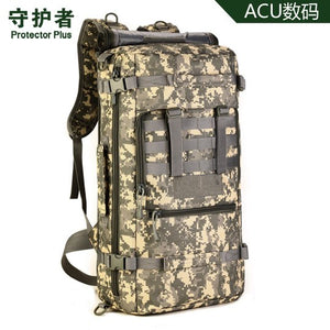 50L Large Outdoor Camping Backpack