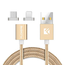 Gold Magnetic Charging Cable