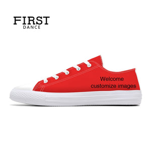 Classic Customized Canvas Shoes