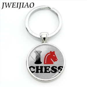 Chess Lovers Keychains
