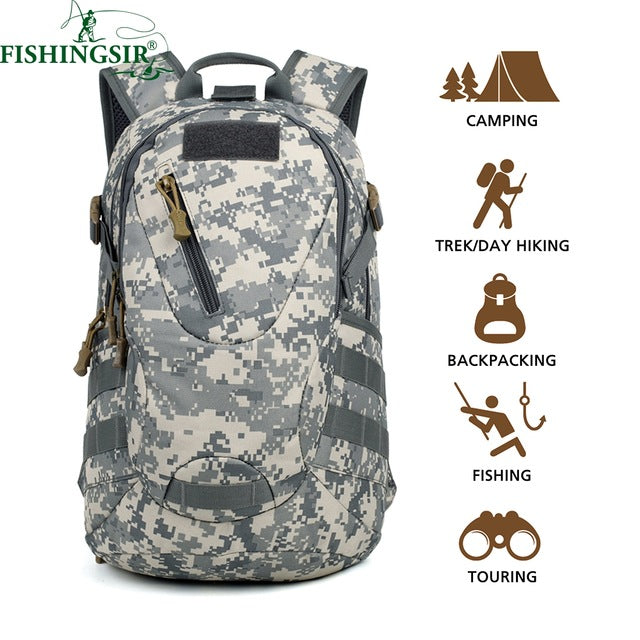 Outdoor Sports Backpack 15L