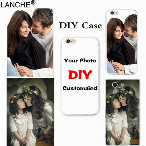 Custom Print Phone Cases For iphone X 6 6s 7 8 Plus 5S