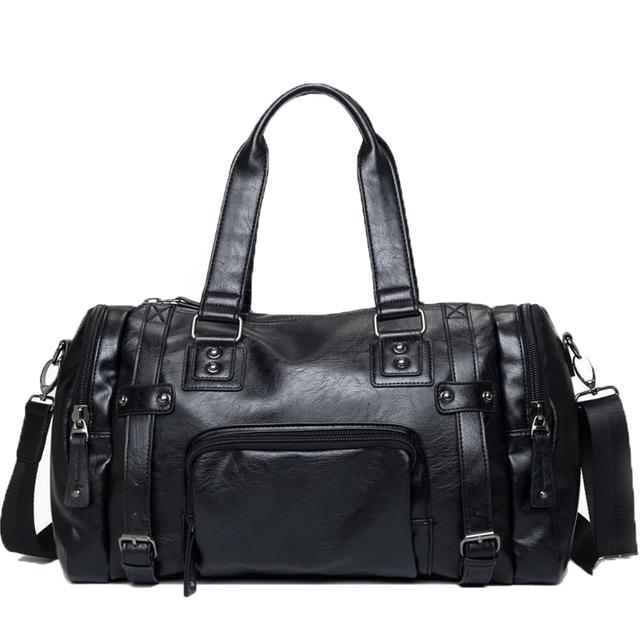 Luxury Travel Duffel Bag