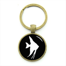 Gone Fishing Novelty Keychain