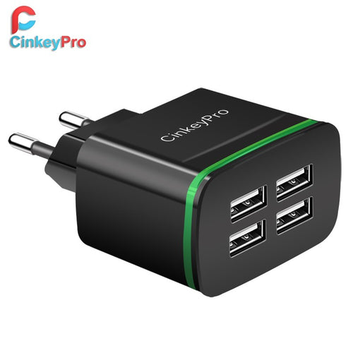 CinkeyPro USB Charger for iPhone Android