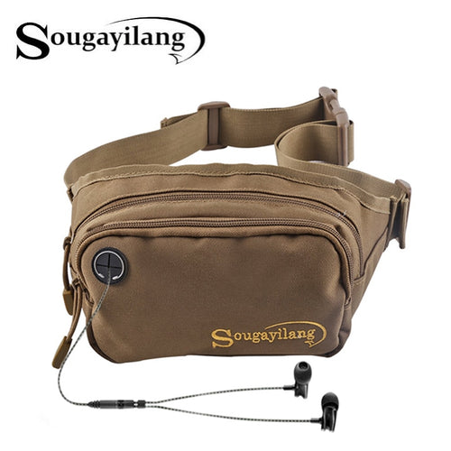 Sougayilang Fishing Waist Bag