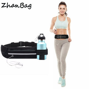 Portable convenient Travel waist pack for phone