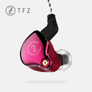 SERIES 2 HIFI Monitor earphones