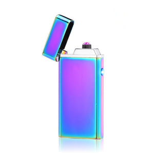 Customized USB Electric Double Arc Lighter