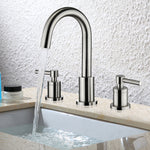 VA11503 Split type two-handle Lavatory Faucet