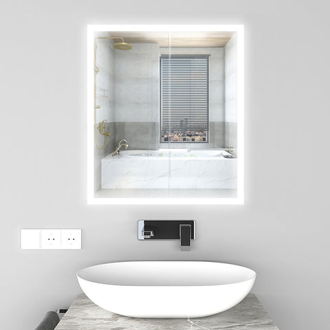 Ronan LED Bathroom/Vanity Mirror