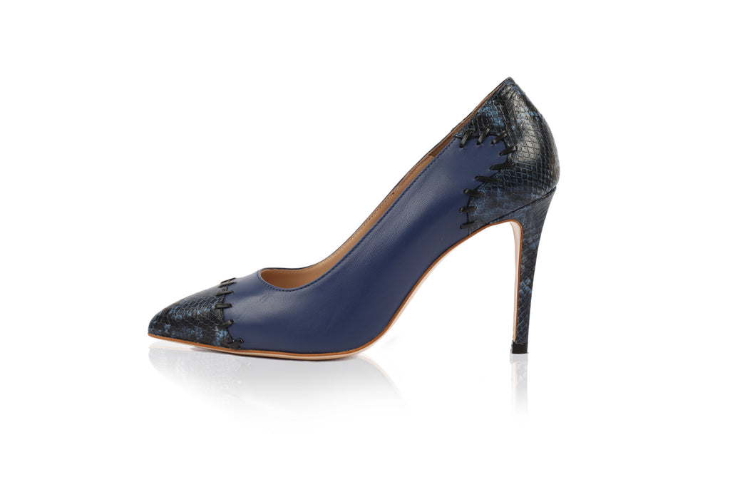 DINA PUMP BLUE