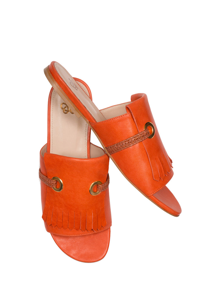 AMMA SANDAL ORANGE