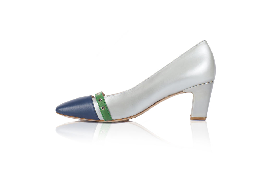 NOA PUMP BLUE