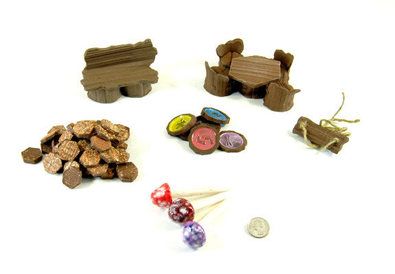 Fairy Garden Collection - Plum Scrumptious - 1