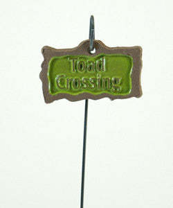 Toad Crossing - Plum Scrumptious - 1