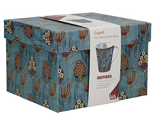 V&A Mug In A Gift Box by The Victoria & Albert Museum Collection - Set of 2