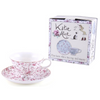 Ditsy Floral White Afternoon Tea Set