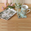 "Katie Alice ""Cottage Flower"" Time for Tea Mug, Coaster & Tray Gift Set"
