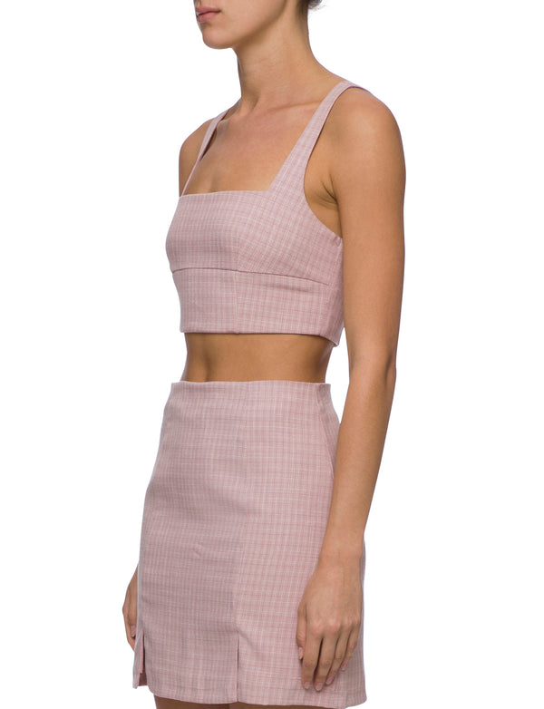 Lulu & Rose Lindsey Crop Bodice Side View