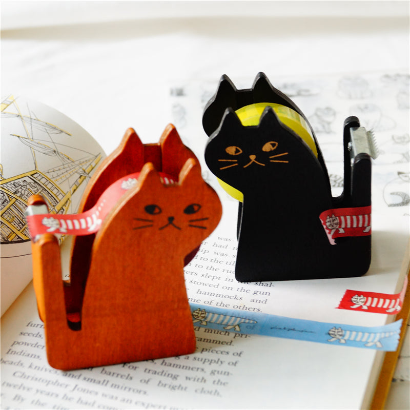 Washi Lava - Cat Tape Holder