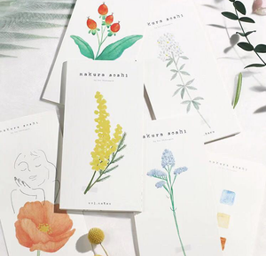 Plant Series Memo Pads - For Bundling Only!