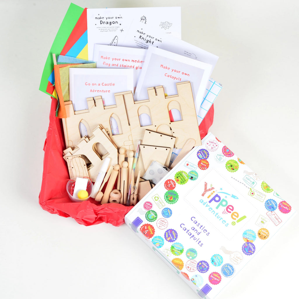 Castles & Catapults Bumper gift box