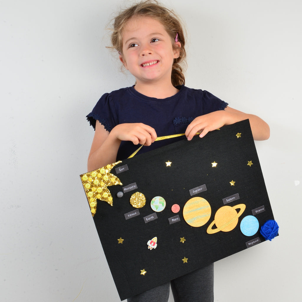 Blast into Space Bumper Gift box