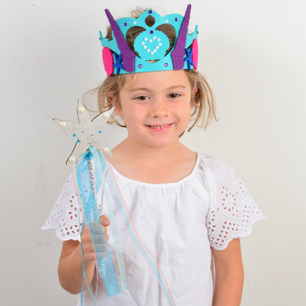 Design your own Magical Mermaid wand