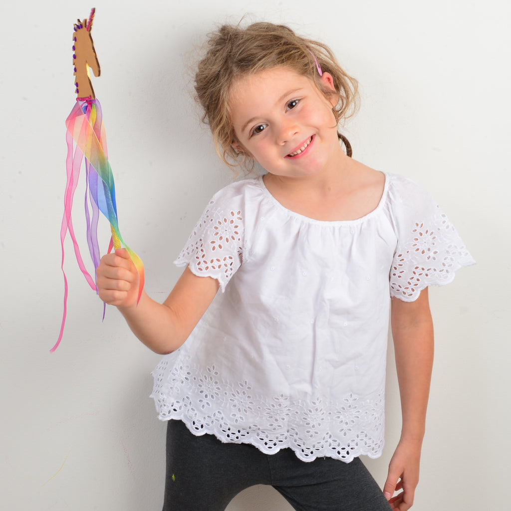 Design your own Magical Unicorn wand
