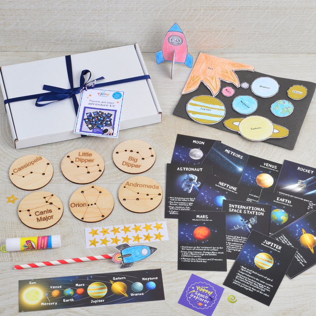 Awesome adventures for 6 months for 2!<br><br>Sibling Mini gift box bundle (over 10% saving)