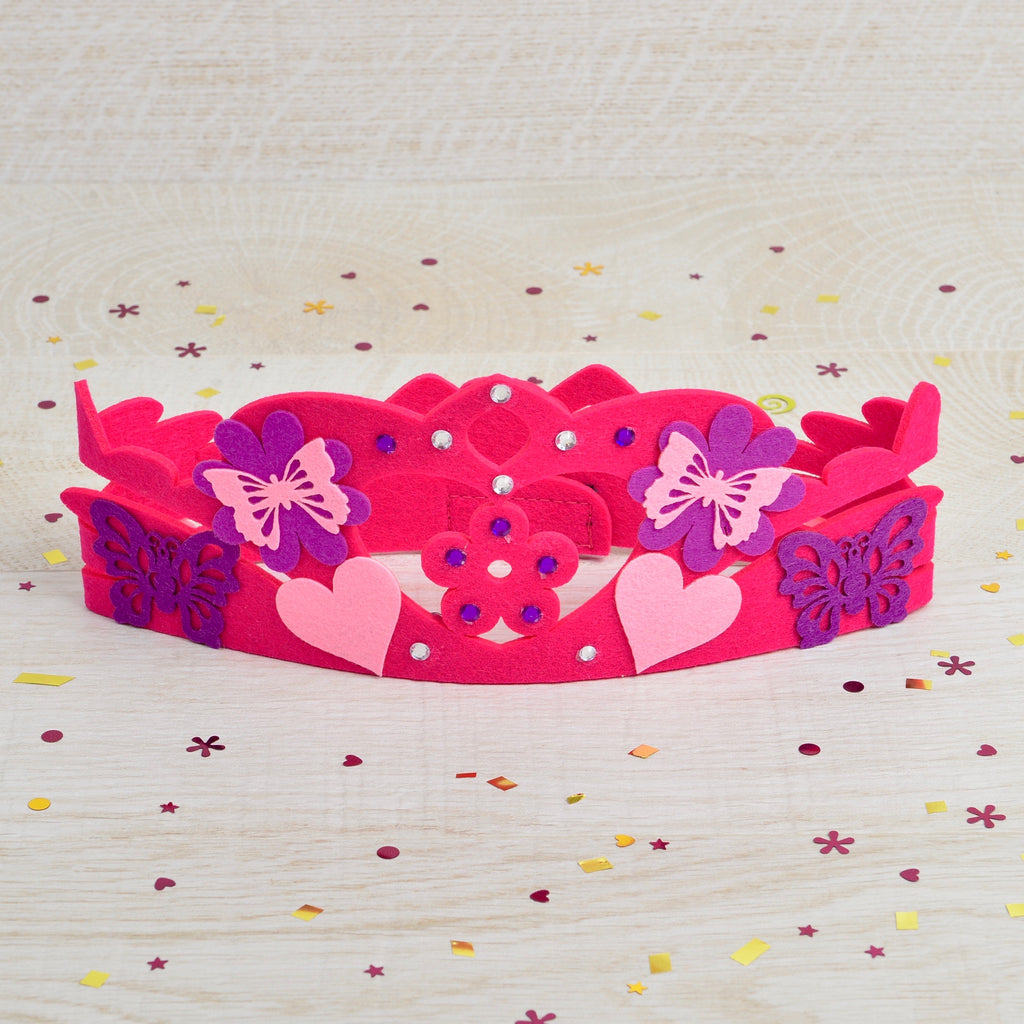 Design your own Magical Fairy Princess crown
