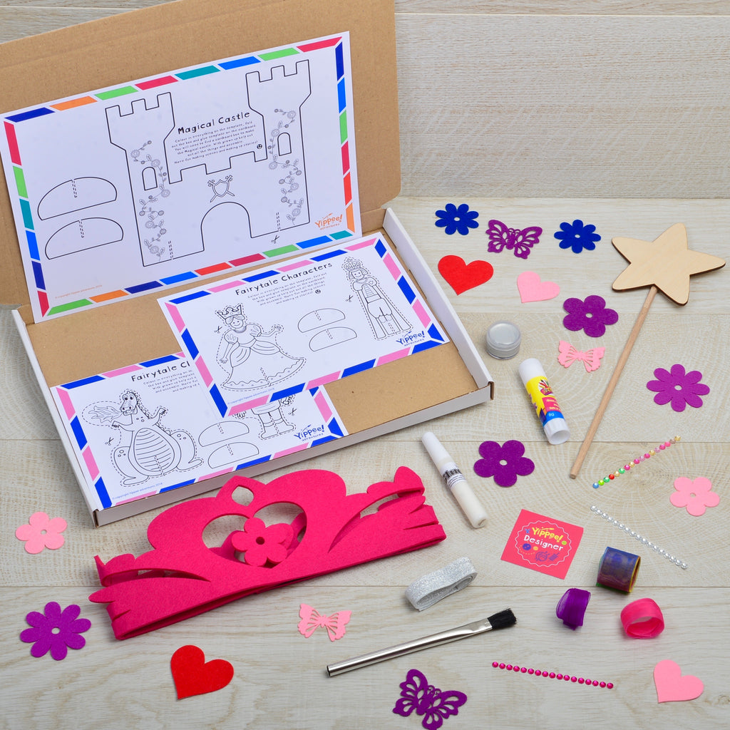 Magical Fairy Princess dress up kit