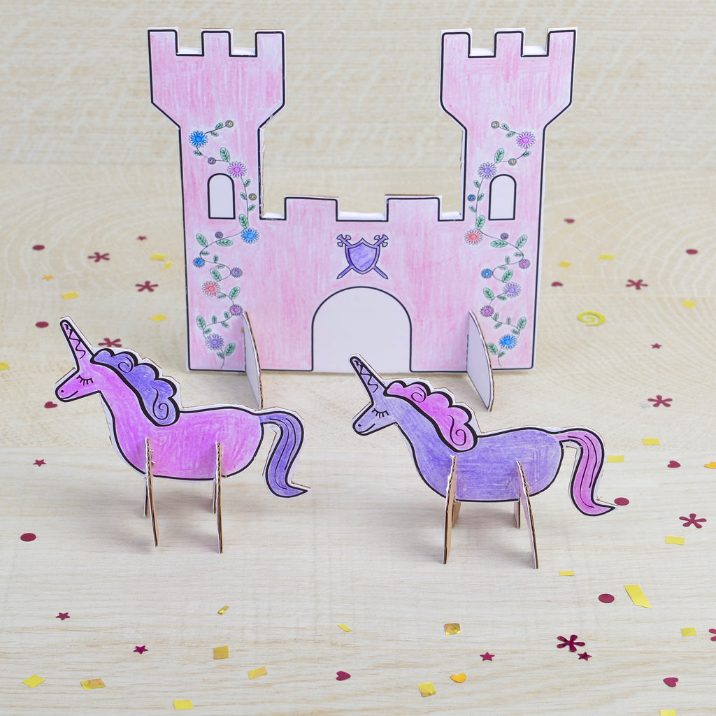 Create your own Magical Unicorn adventure