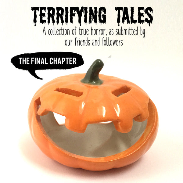 Terrifying Tales - The Final Chapter