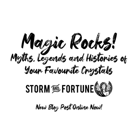 Magic Rocks! Title
