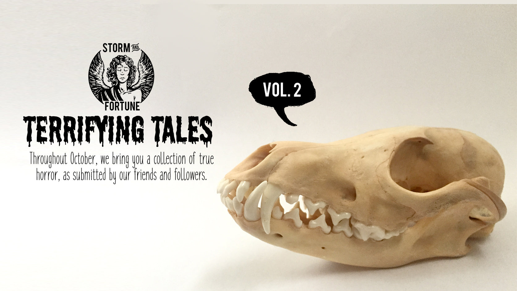 Terrifying Tales vol 2