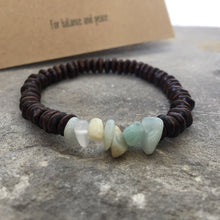 Load image into Gallery viewer, 'Thor' Amazonite Bracelet - For Balance And Peace - Bracelet