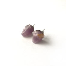 Load image into Gallery viewer, Sundrop Amethyst Earrings - Earrings